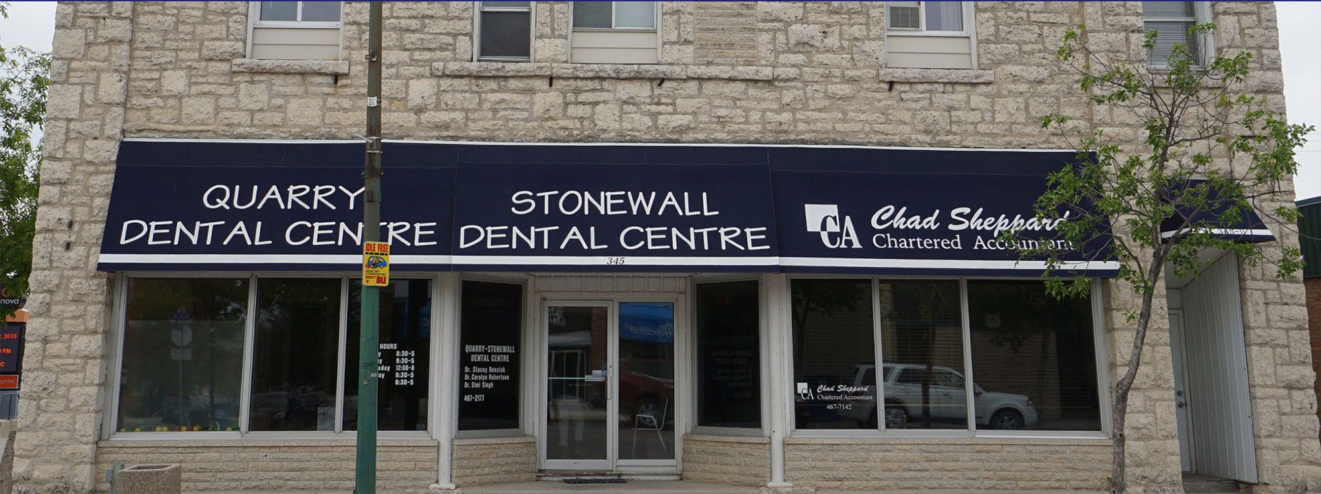 Emergency Dental Care in Stonewall